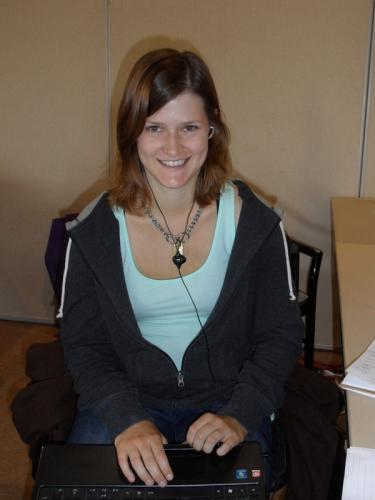 Introducing the MNM 2014 Writers... Tracey Lapham.