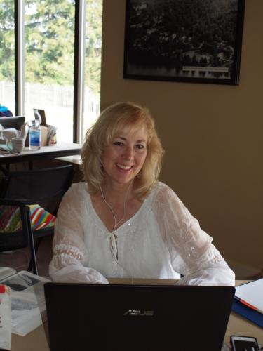 Introducing the MNM 2015 Writers ... Cheryl Cooper. ~ Photo by Lori Twining
